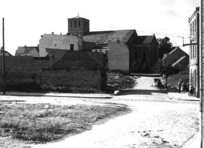 Aufnahme des Verfassers aus dem Jahre 1956
